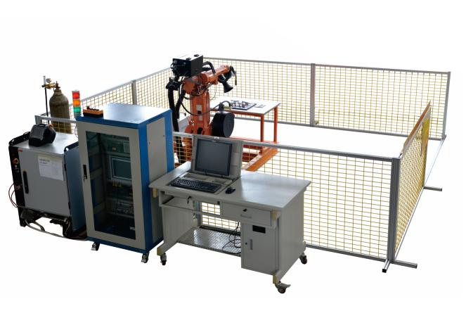亚龙YL-1355A型工业机器人焊接系统控制和应用装备