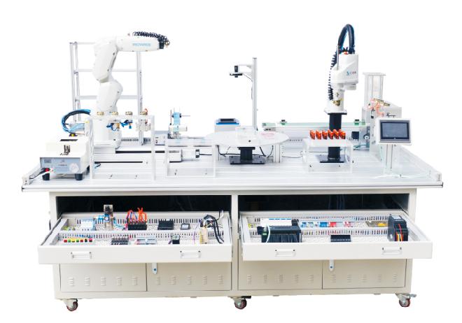 亚龙YL-16型工业机器人技术应用平台