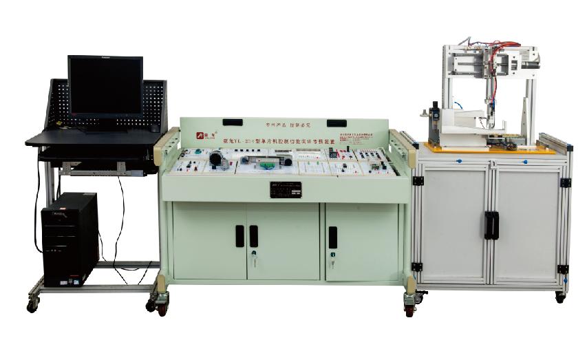亚龙YL-236型单片机控制功能实训考核装置